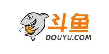 Screenshot of Douyu's logo. (Image credit: TechNode)