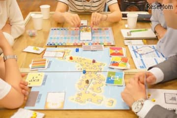 SDGsボードゲーム「Sustainable World BOARDGAME」