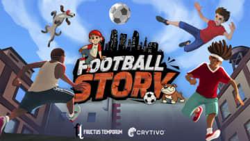 ストーリー主導のサッカーADV『Football Story』Kickstarter開始! ボールとともに歩む人生を体験