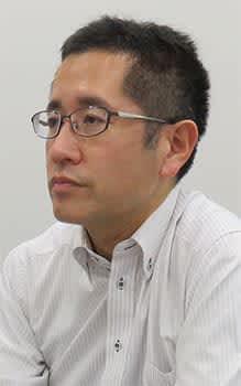 朝日ビルディング 経営管理部高橋 泰洋システムセクションサブマネジャー
