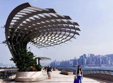 今年第3四半期の香港訪問者数、過去16年で最大の減少幅