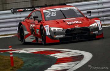 #28 ロイック・デュバル(Audi RS5 DTM)