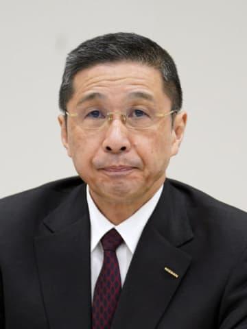 日産自動車の西川広人前社長兼CEO