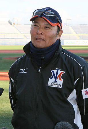 BC新潟の総合コーチに就任する橋上秀樹氏=2011年3月撮影
