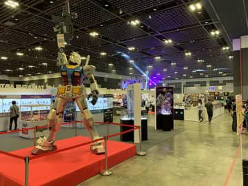 東南アジア最大級のアニメイベント「C3AFA Singapore 2019」が開幕! 多彩な展示、声優イベントも