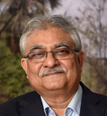 インド自動車工業会のラジャン・ワデラ会長=マヒンドラ・アンド・マヒンドラ提供