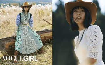 VOGUE GIRL PHOTO Mitsuo Okamoto (C) 2019 Conde Nast Japan. All rights reserved.