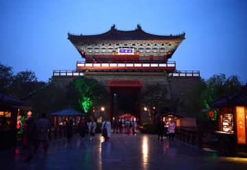 「夜間経済」の発展を促進 河南省開封市