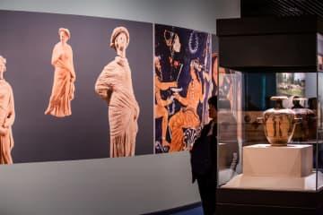 パエストゥム考古学遺跡と古代蜀文明 四川省で展覧会始まる