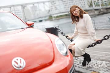 Volkswagen The Beetle × 神尾美月