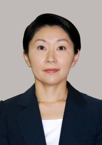 小渕優子元経済産業相