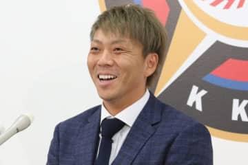 契約更改を行った日本ハム・宮西尚生【写真:石川加奈子】