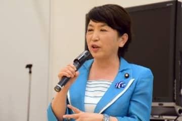 福島瑞穂議員(2019年5月8日/弁護士ドットコム撮影)