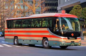 小湊鐵道バス、「茂原~東京線」を運行終了 2月29日運行分で 画像