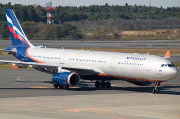 アエロフロート、東京/羽田〜モスクワ線の2往復運航取りやめ 空港の利用人数制限で 画像
