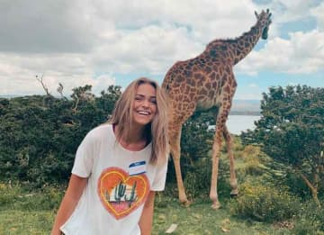YouTuber Summer McKeen Awed By Beauty Of Kenya