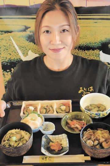 ナマコのいろいろな食べ方を楽しめる横浜なまこ御膳