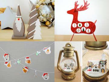 クリスマスアイテムはもう部屋に飾りましたか? そこで100均で手軽に手に入れられる、大人かわいい雑貨をご紹介します。
