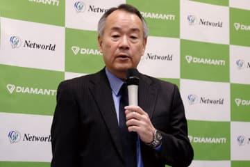 ネットワールド 森田晶一社長