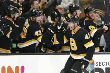 NHL、ブルーインズ7連勝