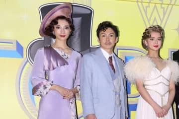V6坂本交際の朝海ひかるとは 元宝塚雪組トップでオスカル役も 画像