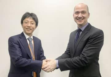 システム開発を手掛けるデジタル・インフォメーション・テクノロジー(DIT)は、シンガポールのセキュアエイジと協業することで合意したと発表した(DIT提供)