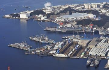 米海軍横須賀基地