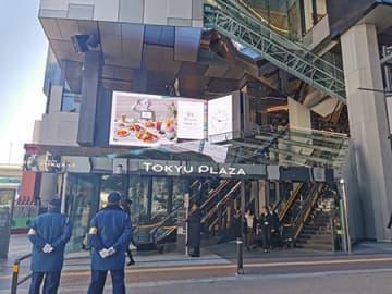 12月5日にグランドオープンする「東急プラザ渋谷」の内覧会が開催された