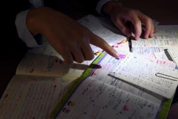 パワハラを受けた際の発言や、感じたことを書き留めた島田さんのメモ。裁判でも証拠として提出された