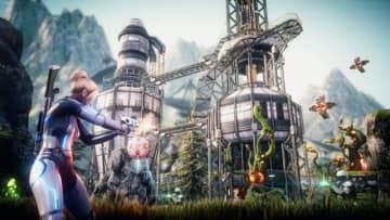 SFアクションRPG『Everreach: Project Eden』国内PC/PS4向けに発売決定、ティーザートレイラーも