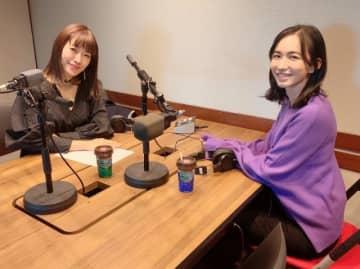 (左から)坂本美雨、優木まおみさん