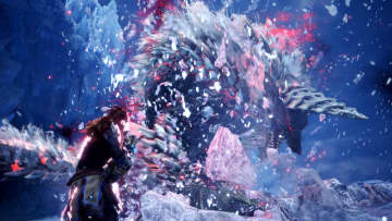 『モンハン:アイスボーン』×『Horizon Zero Dawn 凍てついた大地』コラボ最新映像公開!イベクエ第2弾の開始は12月13日から