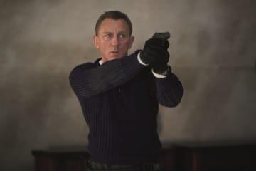 『007/ノー・タイム・トゥ・ダイ』予告編、ラミ・マレック扮する悪役も登場