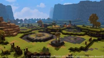 「ドラゴンクエストビルダーズ2 破壊神シドーとからっぽの島」Steamで「たっぷり遊べる体験版」が配信!