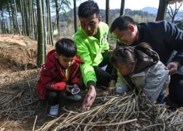 体験型学習の拠点を設け美しい農村建設を後押し 浙江省湖州市