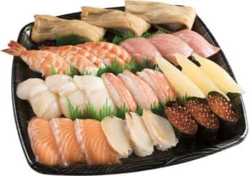 ネットで注文できる!スシローのお持ち帰り寿司が年末大活躍の予感…!