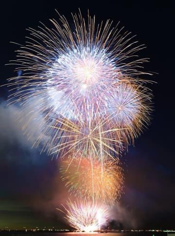 よこすか開港祭開国花火大会