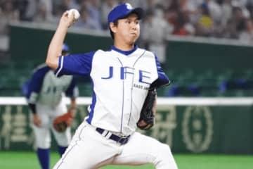 JFE東日本・須田幸太【写真:荒川祐史】