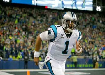 Panthers bench Cam Newton, promote QB Kyle Allen