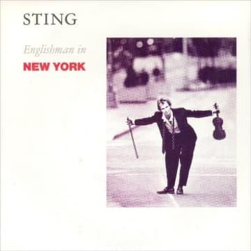 ニューヨークでスティングは歌う、それが僕のアイデンティティ!