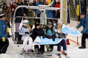 I have to agree with Olympian Lindsey Vonn. Indoor skiing at Big Snow is 'actually really good.'