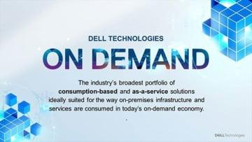 デルテクノロジーズ、ITインフラのサブスプリクション化が加速 画像
