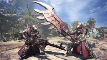 Steam版『モンハン:ワールド』新米ハンターを手助けする「防衛隊武器&防具」配信―『アイスボーン』に向けてストーリーを一気に進めるチャンス!