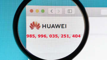 Chinese netizens slam Huawei's legal bullying of former employee with a series of code