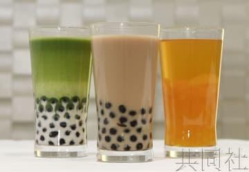 """珍珠饮品当选日本""""年度美食"""""""