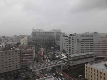 沖縄の天気予報(12月7日)強い北風 曇りや雨で荒れる