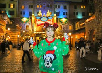 ついにフィナーレ! 東京ディズニーシー®のハーバーショー『カラー・オブ・クリスマス』レポート