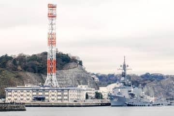 海自横須賀地方総監部