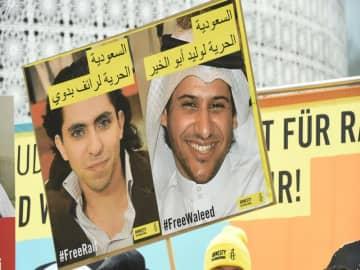 Amnesty slams Saudi Arabia for 'outrageous' mistreatment of jailed rights activist Waleed Abu al-Khair