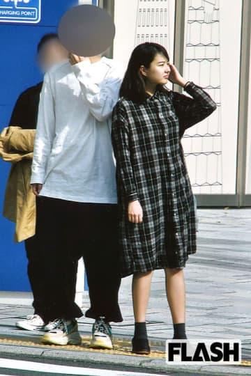 フジテレビ「永尾亜子アナ」彼氏とハンバーガーデート